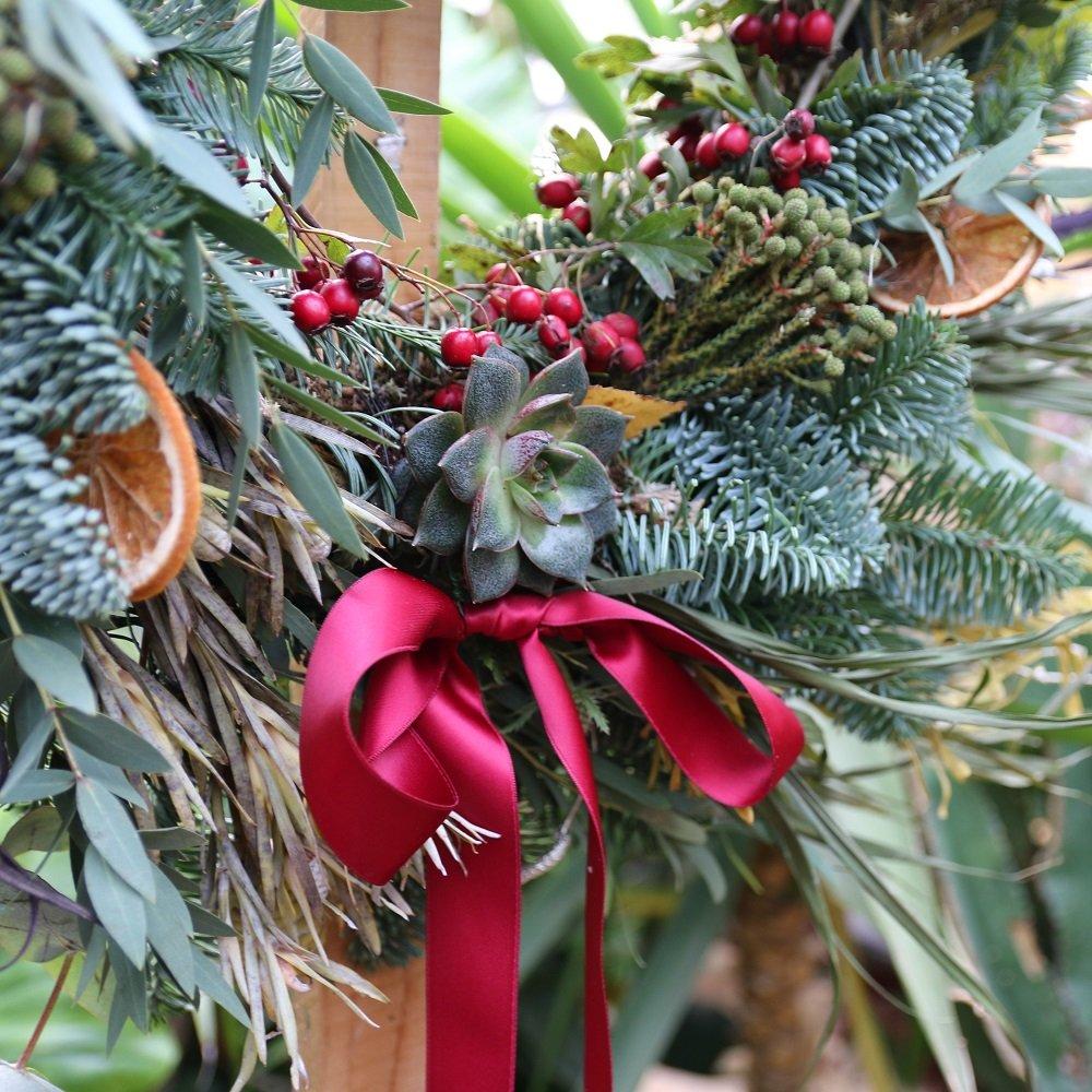 Wreath Making Urban Jungle