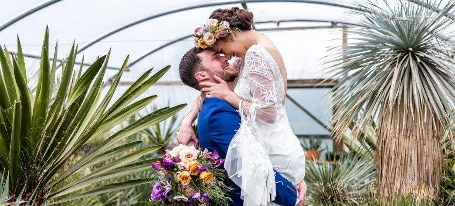 Jungle wedding